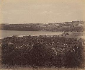 Seneca Lake and Watkins