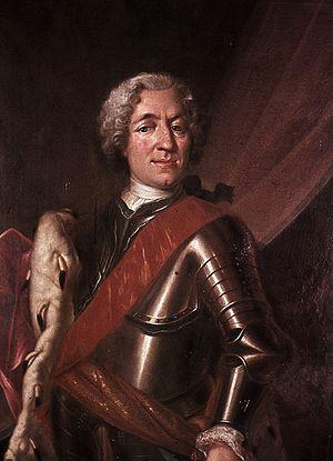 Wilhelm Heinrich, Duke of Saxe-Eisenach - Image: William Heinrich, duke of Saxe Eisenach