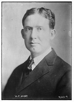 William pettus hobby in 1917