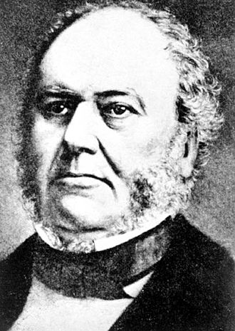Central Argentine Railway - William Wheelwright, owner of the British company that built the railway line.
