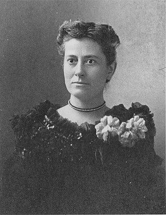 Williamina Fleming - Williamina Paton Stevens Fleming