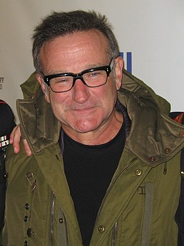 Robin Williams in 2007