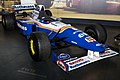 Williams FW17 front-right 2017 Williams Conference Centre.jpg