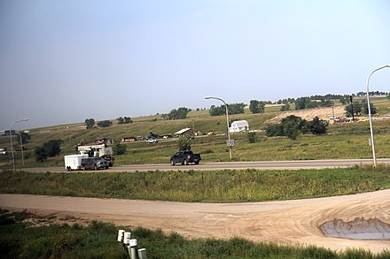 US 2 and US 85 at Williston Williston North Dakota US2 and US85.jpg