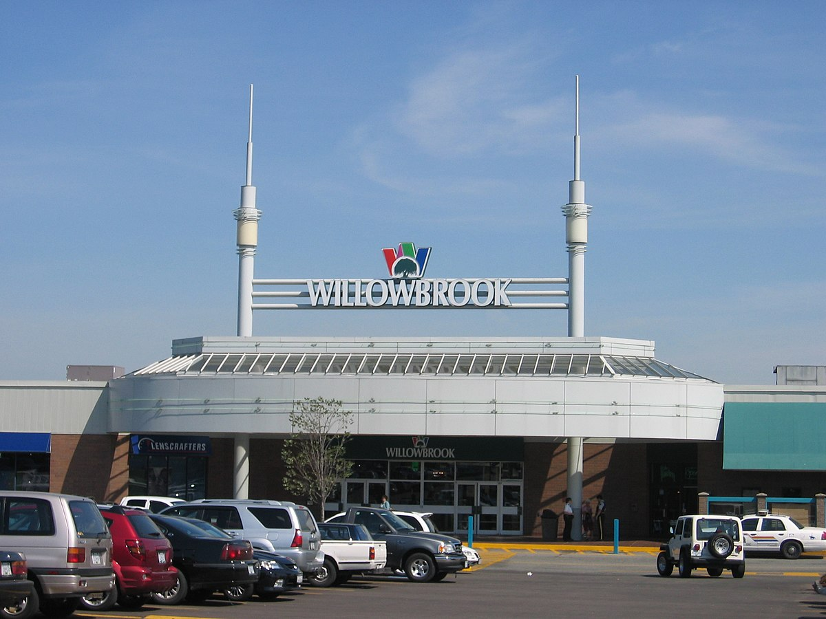 Willowbrook Shopping Centre - Wikipedia
