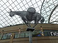 Winged Horse statue, Trinity Leeds (30th May 2014) 002.JPG