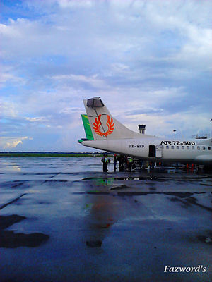 Lombok International Airport - Wings Air and Citilink at LOP