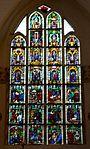 Wismar, Heiligen-Geist Kirchenfenster.JPG