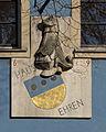 Wohn und Geschäftshaus -Haus Ehren-, Alter Markt 26 - Detailansicht Wappen-9827.jpg
