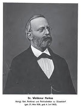 Waldemar Harless