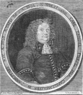 Porträt Wolfgang Carl Briegel (Quelle: Wikimedia)