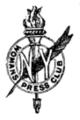 Woman's Press Club insignia.png