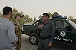 Women from 203rd Zone Afghan Border Police and TAAC-S attend shura at Kandahar Airfield, Afghanistan 150809-N-SQ656-199.jpg
