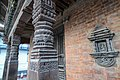 Woodwork on the Durbar Square temples (17647557109).jpg
