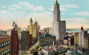edificios de new york