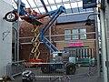 Work at Main Street, Omagh - geograph.org.uk - 1073386.jpg