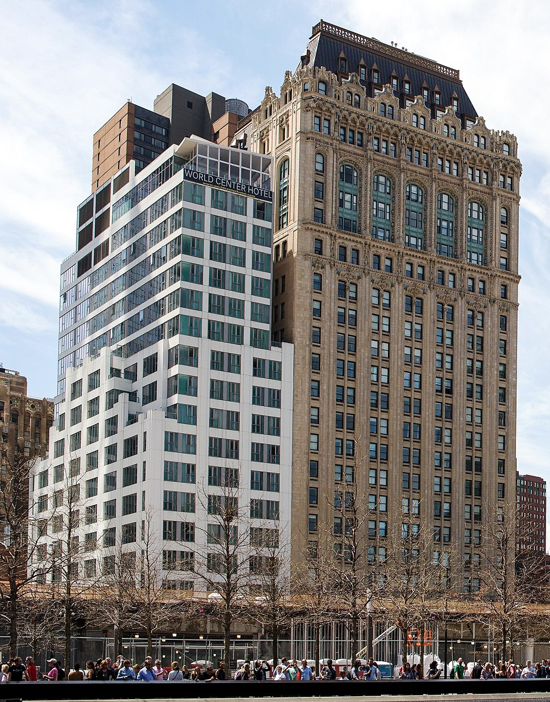 World Center Hotel & 90 West Street