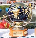 World champion trophy, senior women, 2014 ICF canoe polo world championships.jpg