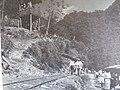 Wulai handcar railway Waterfall Station 1958.jpg