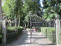 Wulveringem Toegangspoort kasteelpark Beauvoorde.JPG