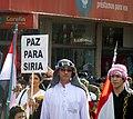 XXXIV Fiesta Nacional del Inmigrante - desfile - colectividad arabe.JPG