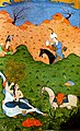 Xosrovun çimən Şirini görməsi, Buxara.JPG