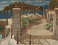 Yacht Club, West Hoe Plymouth by Jack Pickup.jpg