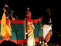 Yakshagana Performance at NINASAM (India Theatre Forum Stuyd Tour May 2013) (8764029628).jpg
