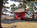 Yakumo-jinja shrine at Ikohayawake-no-mikoto-jinja shrine.JPG