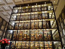 Beinecke Rare Book Amp Manuscript Library Wikipedia