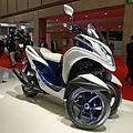 Yamaha TRICITY Concept at Tokyo Motor Show 2013-1.jpg