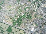 Yanagikubo Higashikurume district Aerial photo.2008.jpg