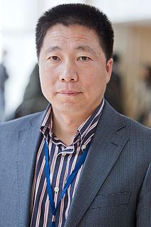Yang Liwei Chinese astronaut