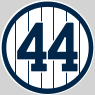 YankeesRetired44.svg