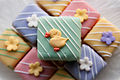 Yellow duck on Easter petits fours.jpg