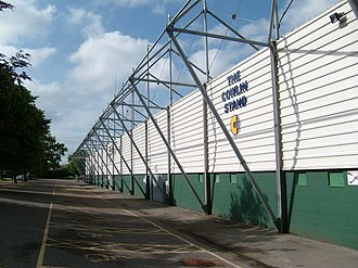 Huish Park - Image: Yeovil Town Football Ground geograph.org.uk 808813