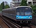 Yokohama city subway 3000S.JPG