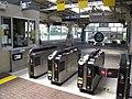 Yokosuka station ticket gate 20110814 1144 by Pcs34560.jpg
