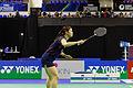 Yonex IFB 2013 - Quarterfinal - Tian Qing - Zhao Yunlei vs Misaki Matsutomo - Ayaka Takahashi 12.jpg