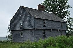 McIntire Garrison House