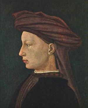 1420s in art - Image: Young Man Masaccio