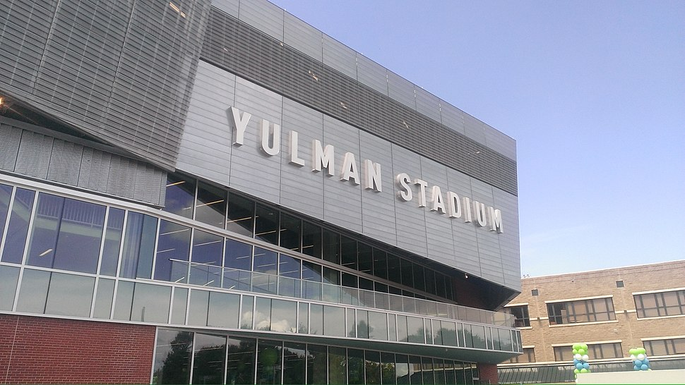 Yulman Stadium Exterior