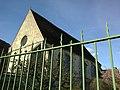 Yvelines Saint-Hilarion Eglise Porche Ouest - panoramio (2).jpg