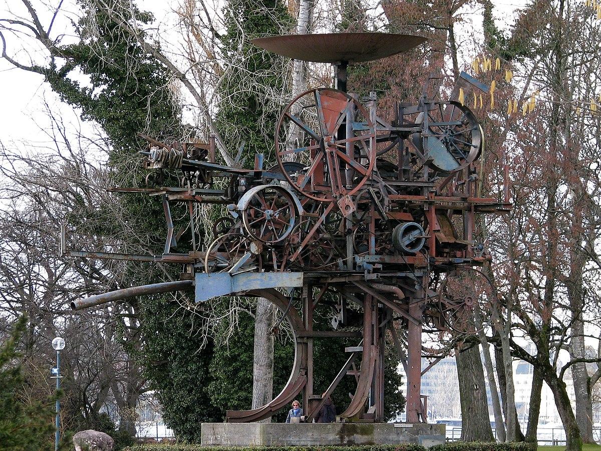 Bemerkenswert Kinetische Kunst Galerie Von