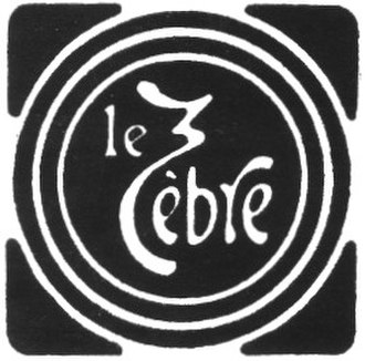 Le Zèbre - Le Zebre's logo