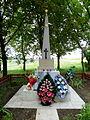 Zastavne Ivanychivskyi Volynska-Monument in honour border warriors-guards-general view.jpg