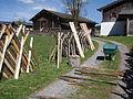 Zaunreparatur beim Museum Arlerhof in Abtenau 15.JPG