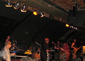 Joe Zawinul - The Zawinul Syndicate, live in Freiburg, 2007