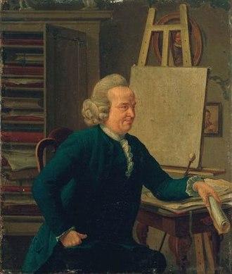 Vincent Jansz van der Vinne - Self portrait