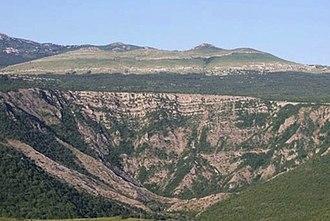 Zrmanja - Misije, a source of Zrmanja River